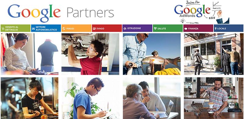 zarriComunicazione google partner