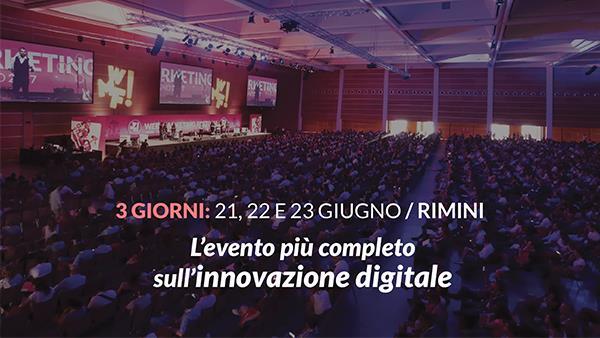 Web Marketing Festival 2018: per il terzo anno Zarri comunicazione c'è